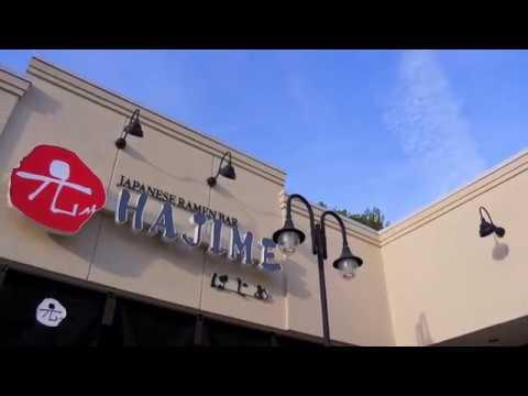 Hajime Japanese Ramen Bar Atlanta