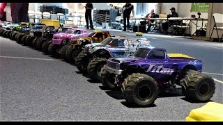 the 2016 points series championships rc monster truck racing showtime style