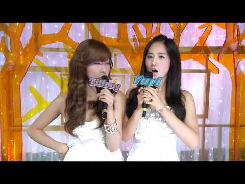 Opening, 오프닝, Music Core 20090718