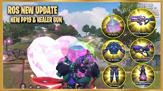 Ros New Pp19 & Healer Gun Formalin Fullset Brain Update Rulesofsurvival