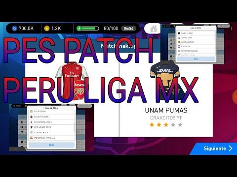 Pes Patch Peru
