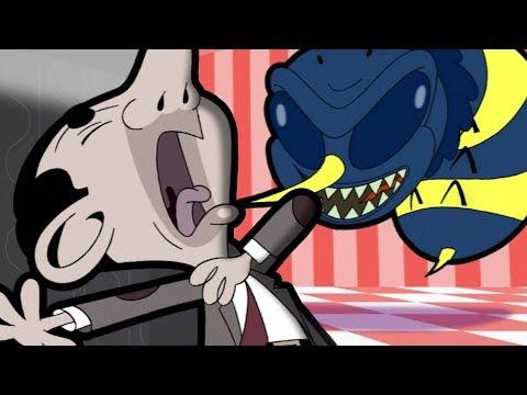 Bean Sting | Funny Episodes | Mr Bean Cartoon World