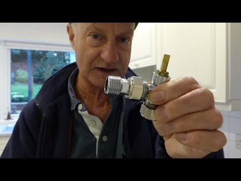 How To Repair A Leak On The Nut Of A Radiator Valve