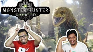 BIKIN KARAKTER TAMPAN! - Ayo Main Monster Hunter World!