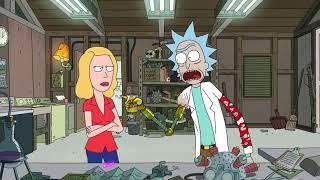 Rick tells Beth shes evil Rick and Morty Season 3 Episode 9 clip