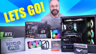 Building A 16 Core Monster in Phanteks P500A
