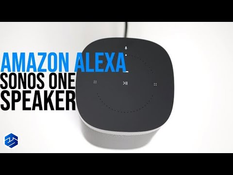 How To Setup An Sonos One Speaker With Amazon Alexa 🔊