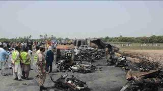 Gobierno paquistaní investiga explosión camión con 144 muertos y 120 heridos