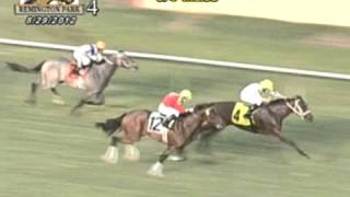 Detention Breaks His Maiden at Remington Park