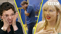 Taylor Swift SAVAGE as nervous stars cover hits for charity album - BBC