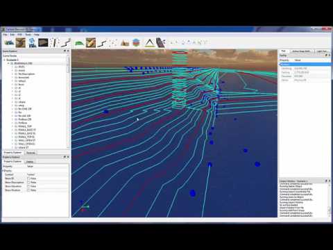 Carlson Precision 3D Topo 2017 | Basic Surfaces and Importing Survey Data