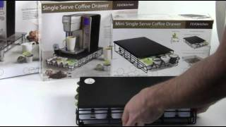 Coffee Drawer Mini For Keurig K-cups Review