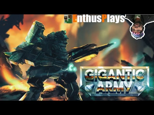 Gigantic Army (Switch) - EnthusPlays | GameEnthus #GiganticArmy #NintendoSwitch