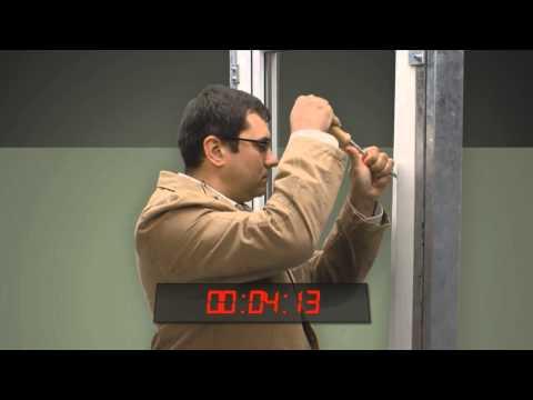Как избежать взлома окна с противовзломной фурнитурой МАСО