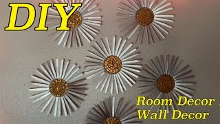 DIY Room Decor/ Wall Decor Recycled Your Empty Pringles Can  #53