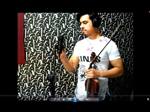 Sia - The Greatest by Douglas Mendes (Violin Cover)