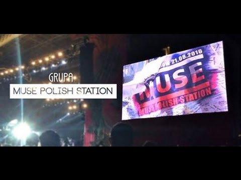 MUSE Live at Cracow 2016 POLAND [HD] [Multicam]