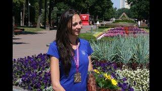Легкая атлетика. Ирина Геращенко - серебряный призер ЧЕ U-23