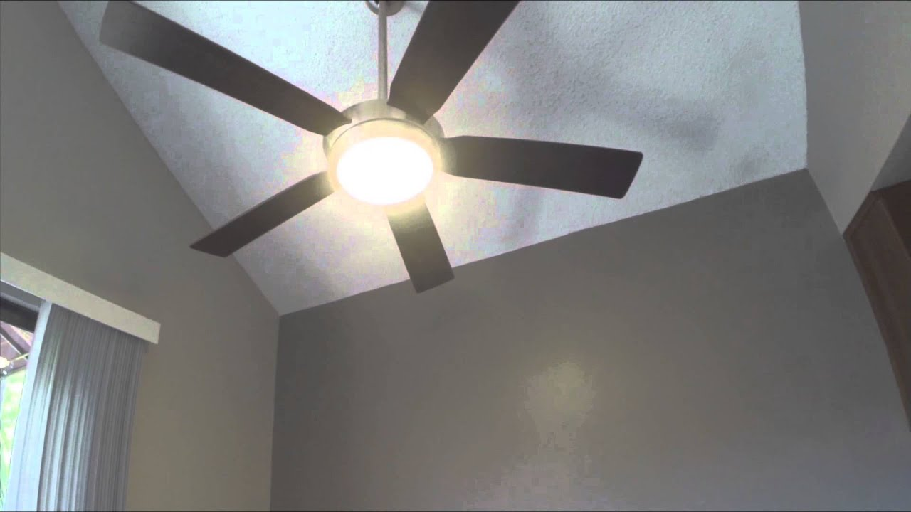 New ceiling fan cool features harbor breeze platinum portes remote new ceiling fan cool features harbor breeze platinum portes remote control quick video review aloadofball Gallery