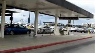 How to Rent Hertz Car in Airport, San Diego, California, USA :: Arun Kumar B :: Dec 2011