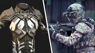 اكثر الملابس العسكرية حماية ضد الرصاص والتفجيرات تمتلكها دول قليلة