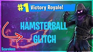 HOW TO DO THE *FORTNITE HAMSTER BALL GLITCH*!