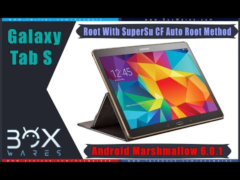 how-to-root-tab-s-10.5-wifi-sm-t800-android-marshmallow-6.0.1