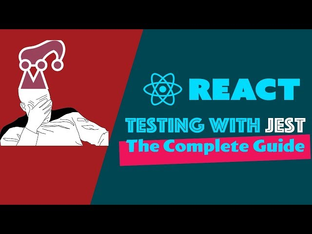 React unit testing with Jest & React-testing-library