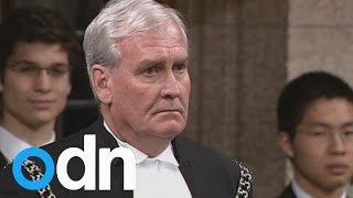 Canadian sergeant-at-arms Kevin Vickers hailed as