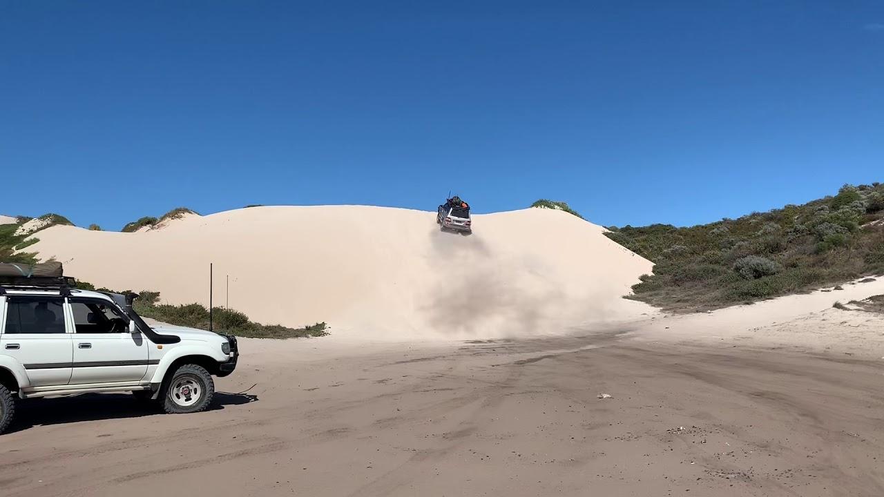 Stroked 1HD-FTE 105 Landcruiser - West Aussie Adventures