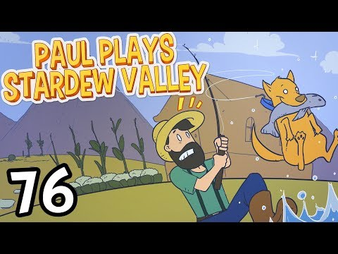 Stardew Valley - SECRET SHRINE of ILLUSIONS - Gameplay Playthrough - Episode 76