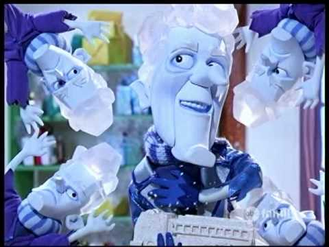 Snow & Heat Miser song from A Miser Brothers Christmas 2008