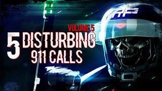 5 Real 911 Calls | Vol.5 | Real Scary 911 Calls | Creepy 911 Calls | True Scary 911 Calls