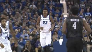 Justin Patton Highlights