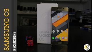 RECENSIONE Samsung Galaxy C5