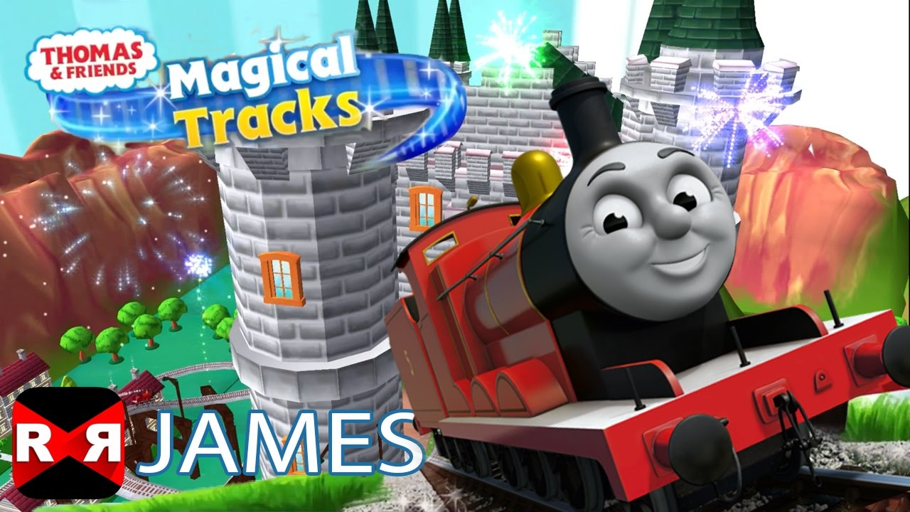 how to build thomas the train tracks