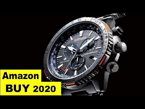 Top 7 Best Citizen Watches To Buy In 2020 | Citizen Watch