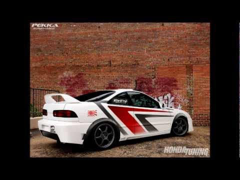 The Game feat. Gucci Mane WOW (Acura Integra)