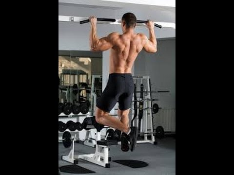 Perfect Wide Grip Pull Up Technique For Wide Lats - Bodybuilding ...