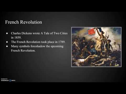 A Tale Of Two Cities Chapter 5 Analysis Seagle Oer Project Youtube