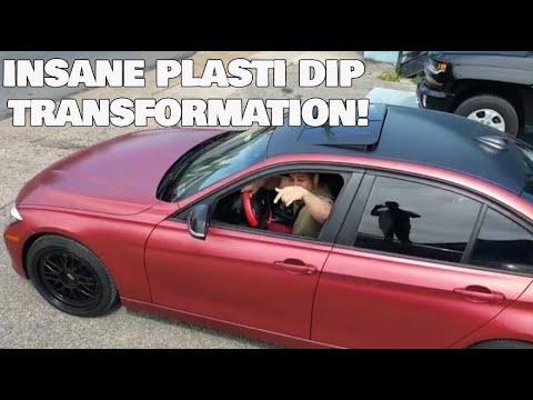 Plasti Dip Shops Near Me >> The Liquid Wrap Spray Wrap Dipped Car Online Resource