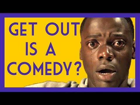 Get Out Will Compete As A Comedy At The Golden Globes!?