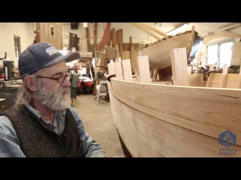 Building the TotalBoat work skiff - Sheer pleasure (Episode 23)