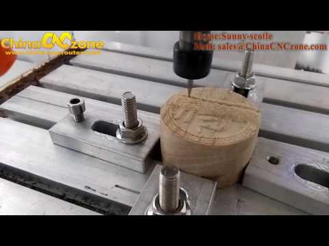 Chinacnczone Mini Desktop Hobby Cnc Router For Woodworking