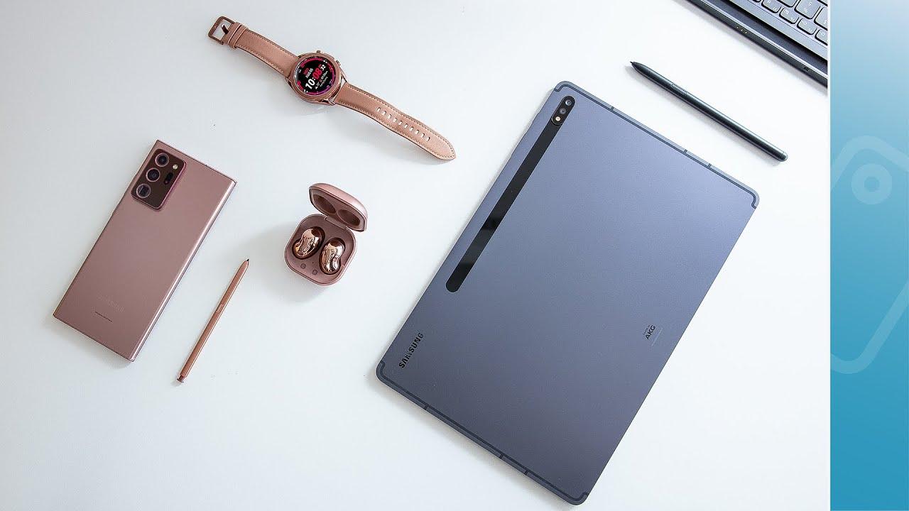 Samsung - Một Hệ Sinh Thái Kiểu KHÁC!