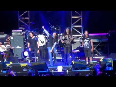 C.I.N.T.A (Acoustic, HD) - XPDC Live in Singapore Indoor Stadium 2012