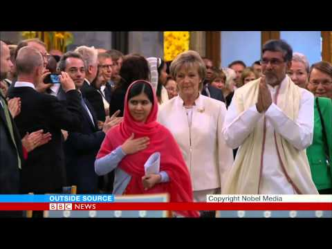 Pakistan's reaction to Malala Yousafzai winning Nobel Peace Prize: BBC Analysis