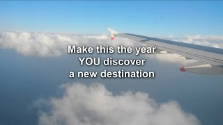 Make this the year YOU discover a new destination thumbnail