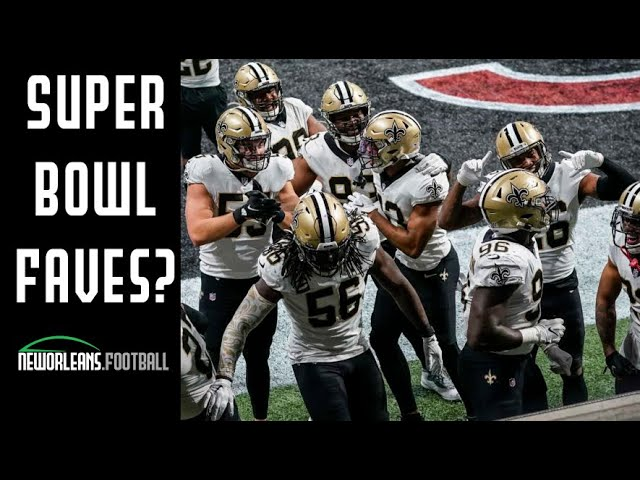 Should Saints be considered Super Bowl favorites? | NewOrleans.Football