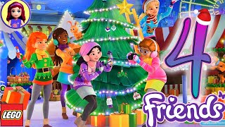Day 4! Lego Friends Advent Calendar Opening (and building)